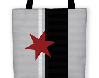 STAR COMRADE  Carryall Tote Bag
