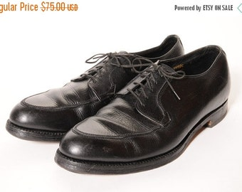 30% OFF 1960's Men's made in UK Dress Shoes Size 10