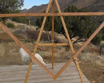 7' Adjustable Triangle Loom