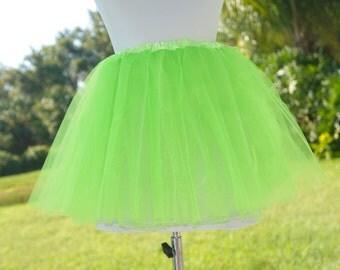 Adult Tutu, Lime green Tutu, Adult lime green tutu, green tutu, adult Medium. Other sizes available in shop!!