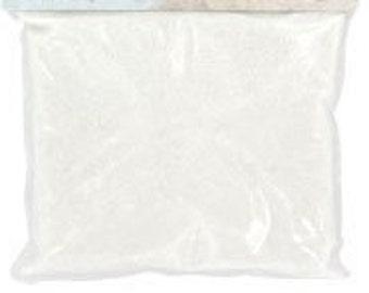 One Pound Bulk White Sand - Craft Sand - Wedding Decor - Display Prop