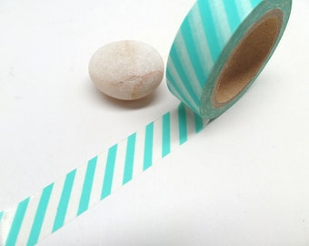 Aqua Blue Washi Tape