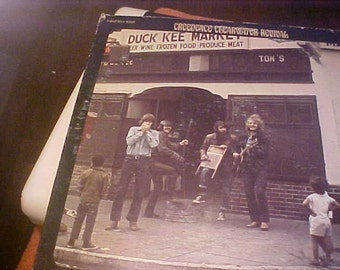 Creedence Clearwater Revival Willy Poorboys Fantasy 8397 Vintage 60s Vinyl LP Record NM-