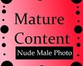 Nude man in Abandoned Mental Asylum