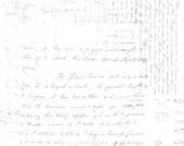 Modern Background Paper Notes Silver on White, Brigitte Heitland, Zen Chic, Moda Fabrics, 100% Cotton Fabric, 1581 11