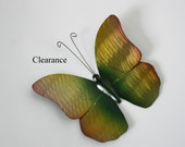 Metal Butterfly, Metal Butterflies, Butterfly Wall Art, Brass Butterflies, Destash Supplies, Craft Supplies, Craft Supply, Metal Art