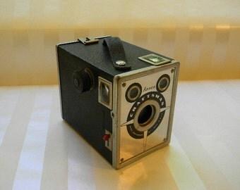 Vintage ANSCO CRAFTSMAN Box Camera