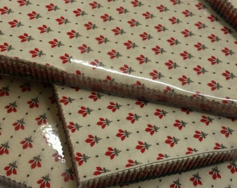 Petite Prints Deux layer cake by French General for moda fabrics