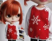 Let it Snow sweater for Blythe