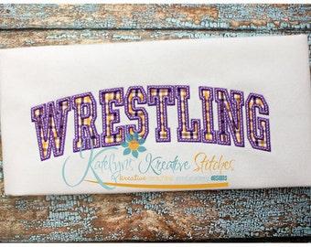 Wrestling Arched