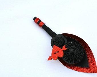 Heart Collection - Alternative Wedding buttonhole