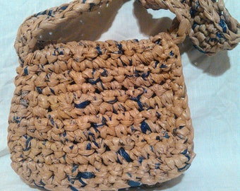 Small Plarn Purse
