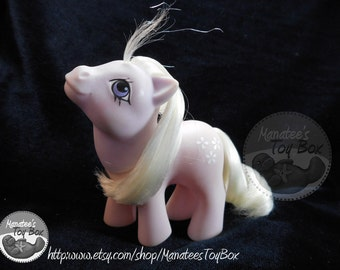 Vintage My Little Pony: Baby Blossom 80s Toy by Hasbro