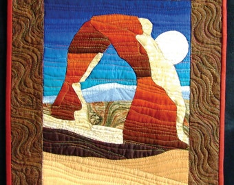 Delicate Arch Fabric Kit
