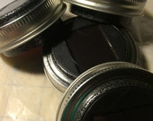 Set of (12) Mason jar solar light lids. These will fit on a Pint and a regular mouth quart size jar.