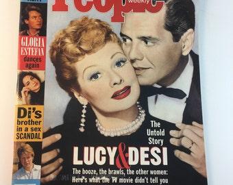 People Weekly Magazine / February 18, 1991
