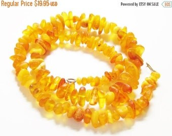 SaLe Vintage Baltic Amber Necklace