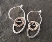 Amrita Earrings ~ Oval