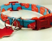 I LOVE LUCY- Dog Collar - Adjustable