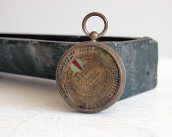 antique wynnes Infallible photographic light exposure meter