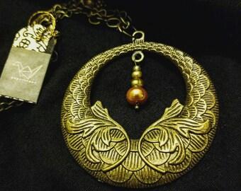 Vintage Pattern Medallion