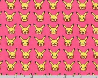 Pokemon - Pikachu Pink by The Pokemon Co. from Robert Kaufman