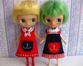 Sailor Girl Twin Set