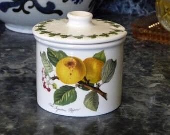 Jam Pot with Lid Pomona Portmeirion,Portmeirion Pomona Jam Jar with Lid