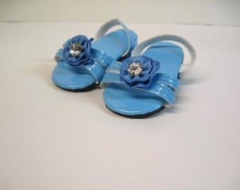 Blue Dress Up Shoes