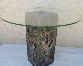 Olive  Grove Table Base