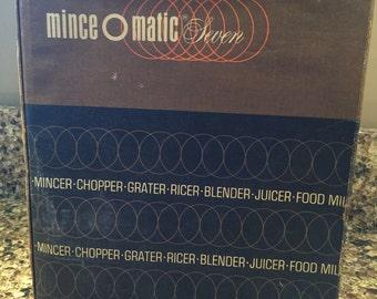 Vintage Mincer