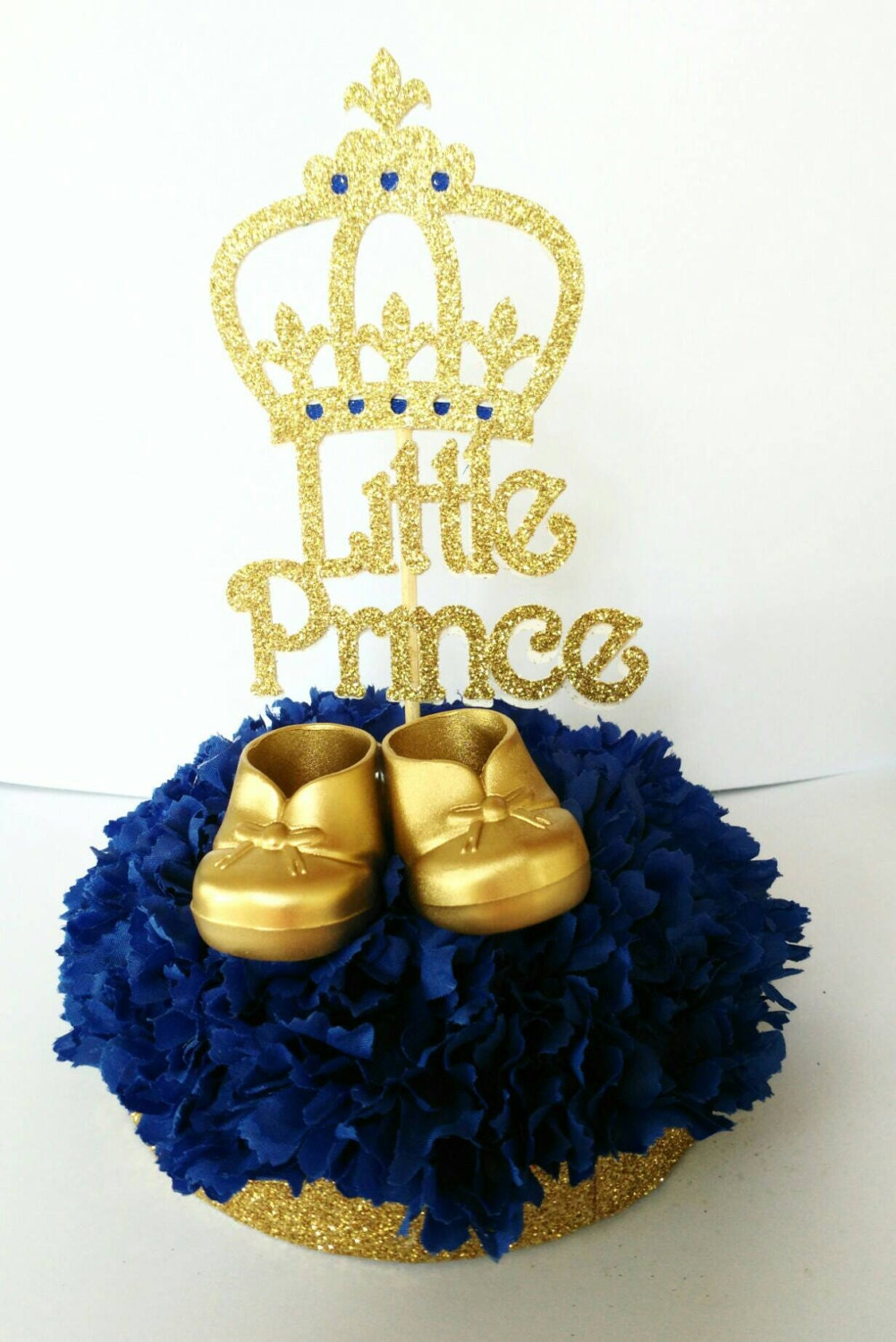 Little prince centerpieces first birthday prince theme