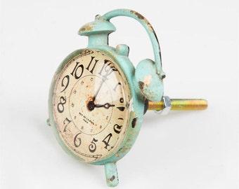 Alarm Clock door draw knob Handle Pull