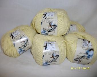 Cascade Yarns Cotton club (lot of 6)