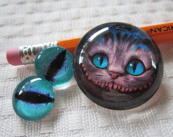 Cheshire Cat Jewelry
