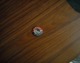 JF Kennedy Primary Campaign Button