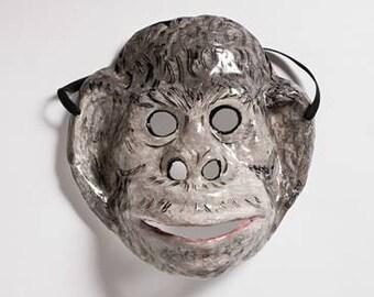 monkey paper mask