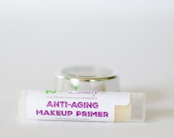 Makeup Primer, Face Primer for mineral makeup by RAW Beauty LLC
