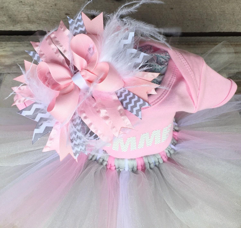 Tutu Diaper Cake, Diaper Cake, Girl Baby Shower Gift, Baby Shower  Centerpiece,