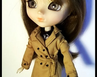 Pullip Doll Outfit - Pret-a-porter - Rainy Day Outfit