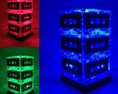 Cassette Tape Lamp color-changing Mixtape Light Mood Light