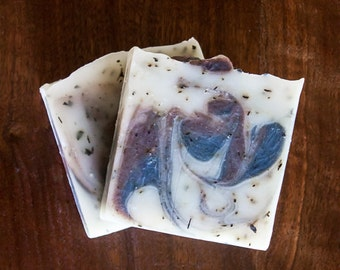 Gladiator Men's Soap - Cold Process, Artisan Soap, Vegan Soap, Handcrafted Soap