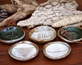Tribe Ring Dish - Mountain