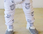 Sloth Leggings | Organic Baby Clothes | Hip Toddler | Fawn Kids Clothing | Baby Boy Leggings | Baby Leggings | Leggings | Unisex