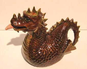 Dragon Liquor Decanter