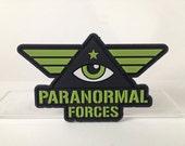 Paranormal Forces patch (PVC emblem)