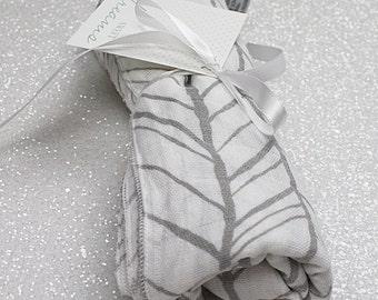 Swaddle blanket, wrap blanket, double gauze, cotton newborn wrap, muslin, arrow blanket, baby blanket, modern baby girl, baby boy