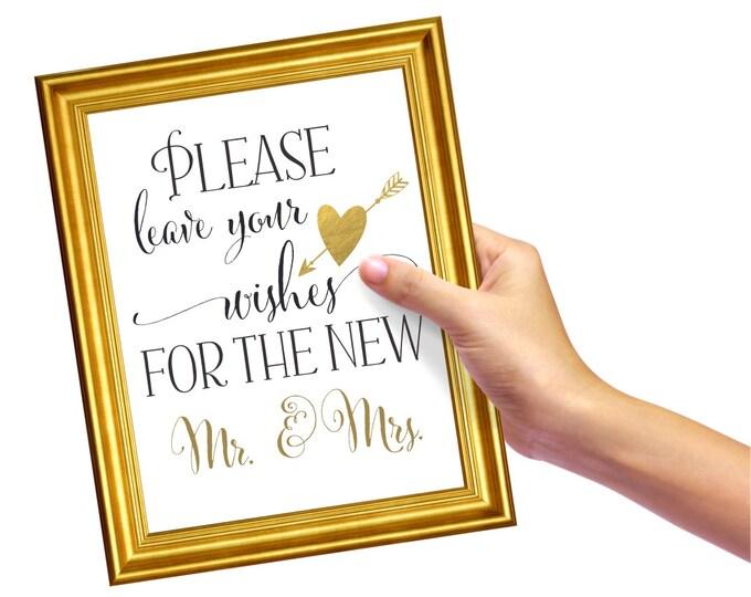 Wedding Guest Book Sign   DIY PRINTABLE   Instant Download