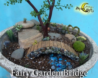 Stone Bridge // Fairy Garden house accessory
