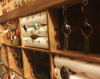 Type Drawer Jewelry Display